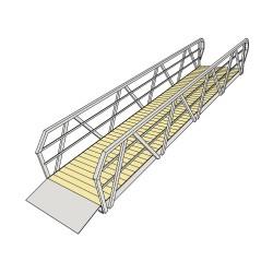 Poduri din aluminiu