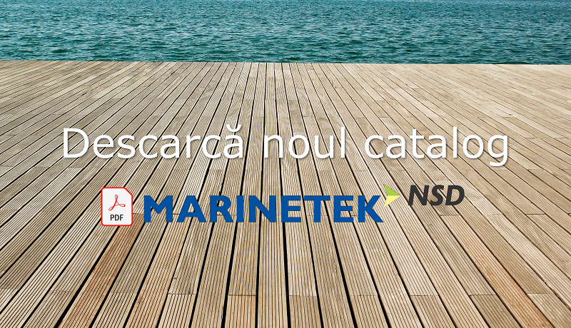 Descarca noul catalog Marinetek NSD